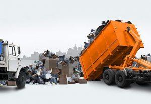 Вывоз строительного мусора в Уфе.