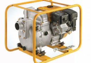 Мотопомпа для грязной воды, 78000л/час