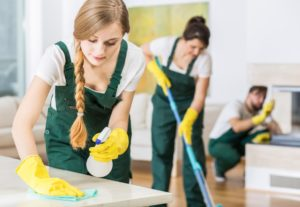 Генеральная уборка, в т.ч. загородных домов