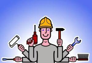 Бытовые работы  по дому в Уфе