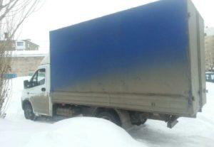 Перевозка грузов Уфа