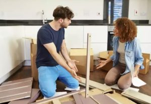 Сборка мебели на дому