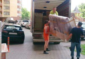 Квартирный переезд Уфа. Дешево!