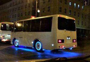 Автобус ПАЗ в аренду