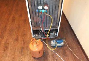 Срочный ремонт холодильника на дому!