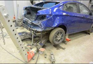 Кузовной ремонт. Ремонт авто.