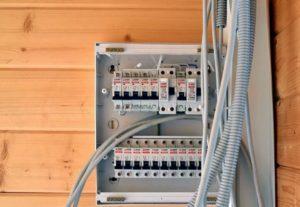 Монтаж электропроводки в Уфе недорого