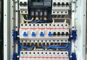 Замена проводки, подключение электроприборов