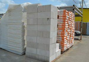 Строительные материалы с доставкой на дом