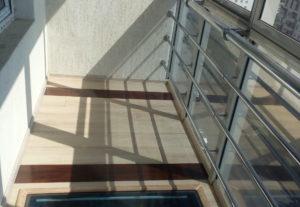 Отделка балкона, лоджии !