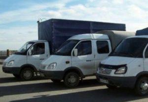 Транспортные услуги по Уфе. Грузоперевозки, доставка строительных материалов.