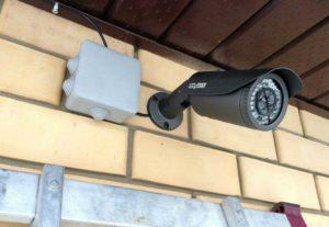 Установка охранных систем в квартиру и частный дом.