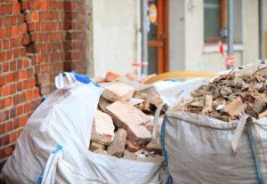 Демонтаж межкомнатных перегородок, слом стен.