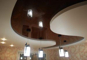 Лучшие натяжные потолки в Уфе