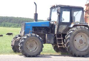 Трактора в аренду в Уфе