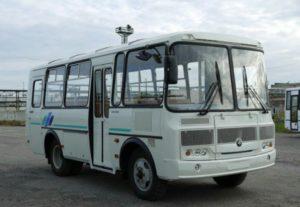Аренда и заказ автобуса ПАЗ