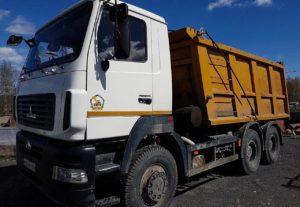 Услуги грузовика в Уфе