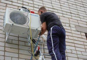 Обслуживание климатической техники в Уфе