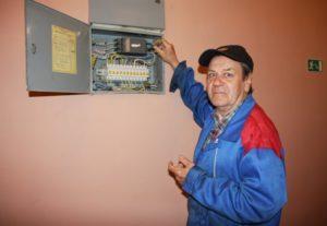 Электрик недорого в Уфе.