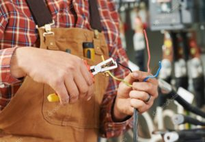 В Уфе услуги электрика недорогого.