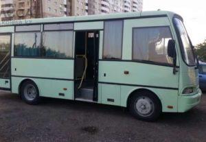 Автобусы в Уфе.Круглосуточно.