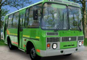 Автобусы паз в Уфе на любой случай.