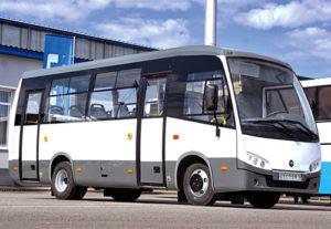 Комфортабельные автобусы в Уфе.