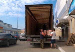 Разгрузка/перегрузка фур, вагонов, контейнеров в Смоленске