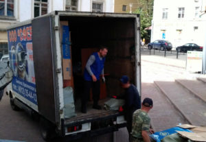 Офисный переезд в Смоленске и области