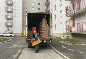 Квартирный переезд в Смоленске