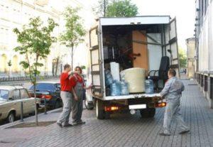 Переезд в Смоленске.
