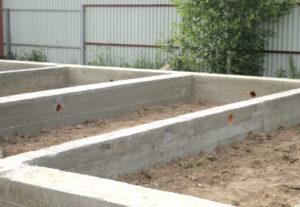 Строительство ленточного и свайного фундамента в Серпухове и Серпуховском районе