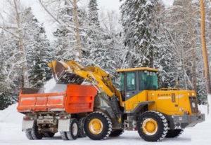 Вывоз снега и строительного мусора, грунта, глины, хлама и т.д. в Уфе и пригород