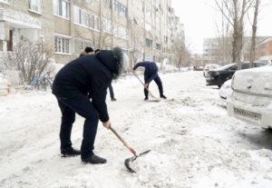 🌨️❄️Вывоз снега. Уборка территории. 🌠